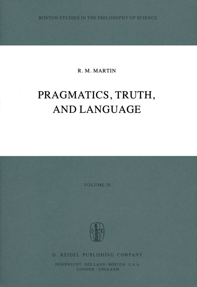 Pragmatics, Truth, and Language als Buch