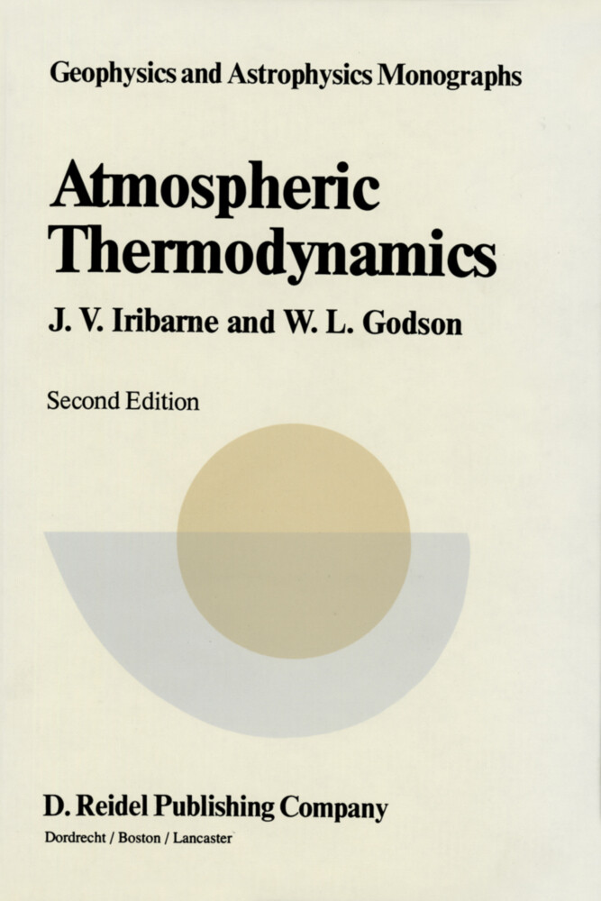 Atmospheric Thermodynamics als Buch