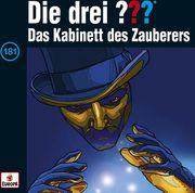 Europa - CD Die drei ??? Das Kabinett des Zauberers, Folge 181