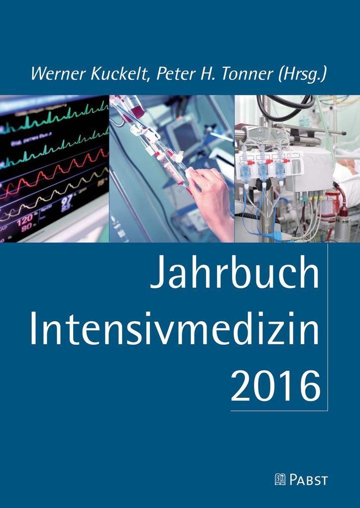 Jahrbuch Intensivmedizin 2016 als eBook Downloa...