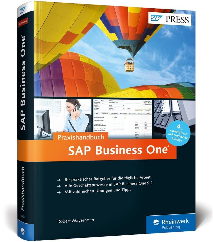 SAP Business One als Buch von Robert Mayerhofer
