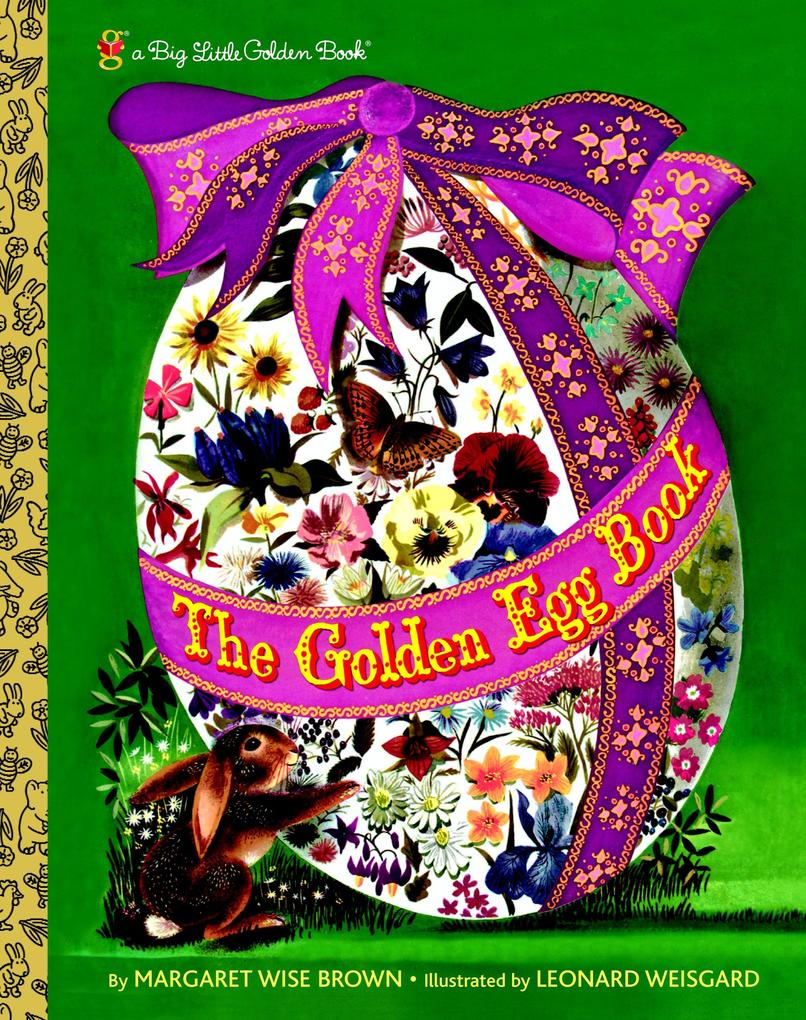 The Golden Egg Book als Buch