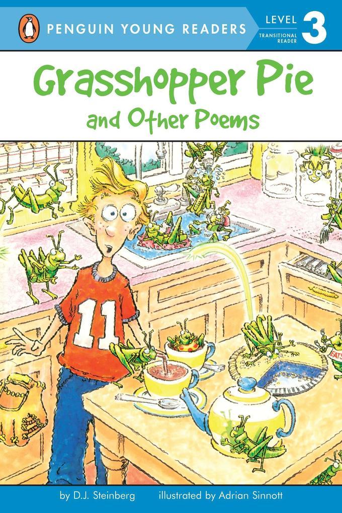 Grasshopper Pie and Other Poems als Taschenbuch