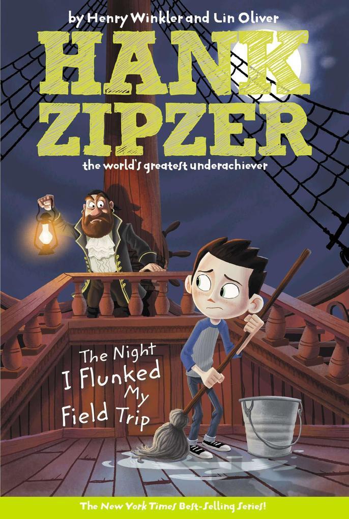 The Night I Flunked My Field Trip als Taschenbuch