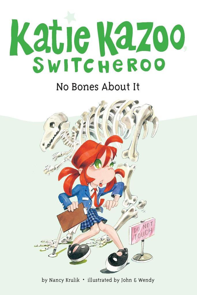 No Bones about It als Taschenbuch