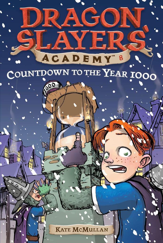 Dsa 08 Countdown to the Year 1000 als Taschenbuch