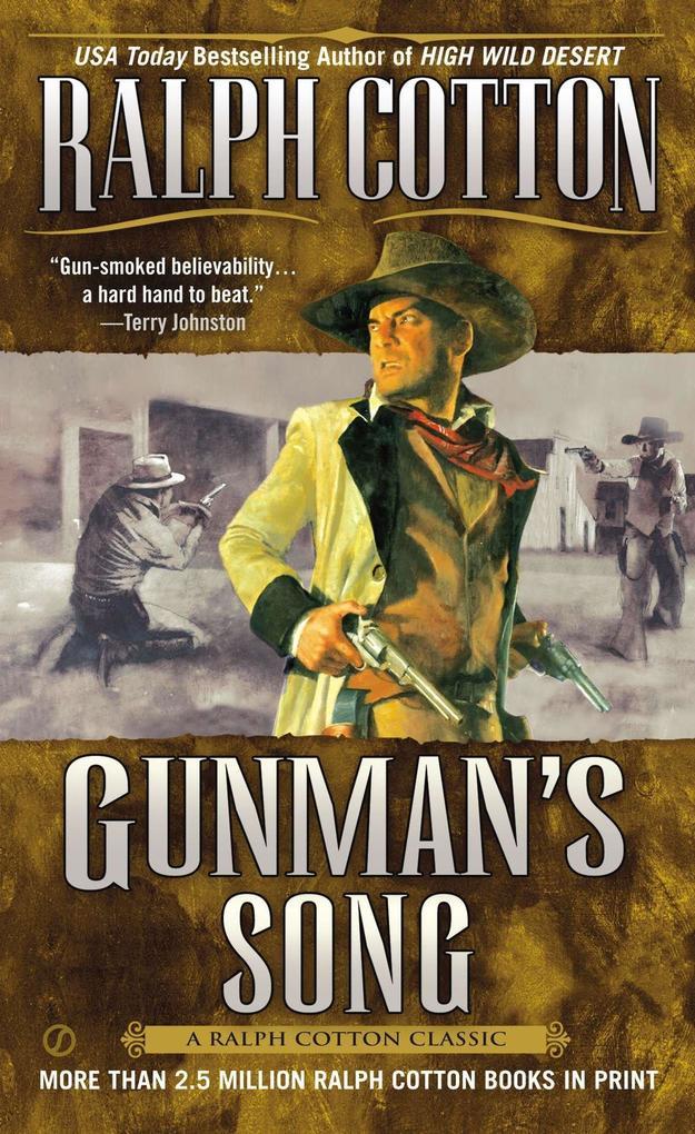 Gunman's Song als Taschenbuch