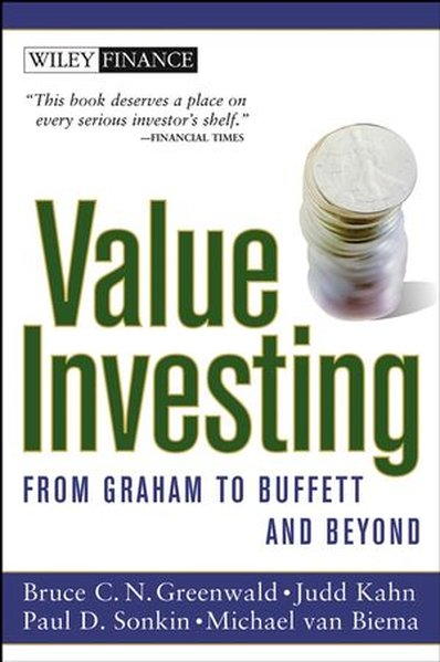 Value Investing als Buch