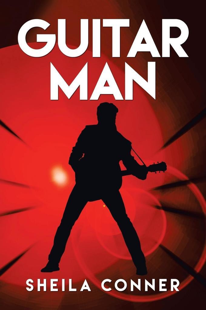 GUITAR MAN als Taschenbuch von Sheila Conner