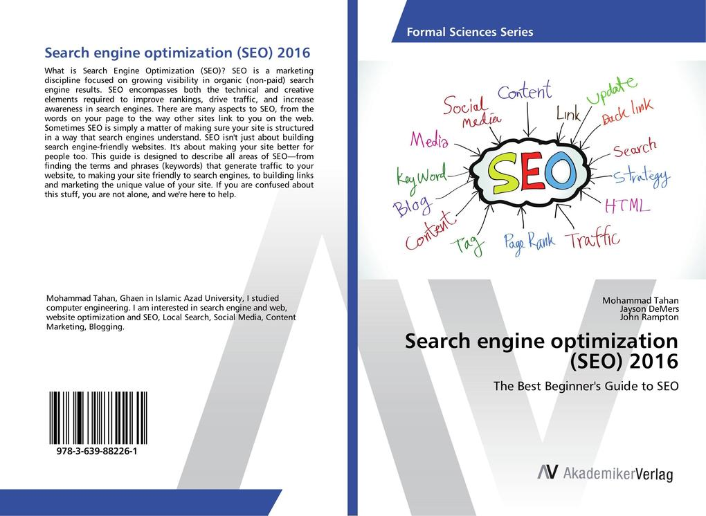 Search engine optimization (SEO) 2016 als Buch ...