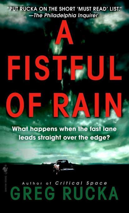 A Fistful of Rain als Taschenbuch