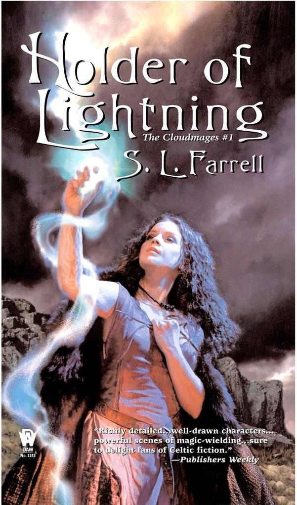 Holder of Lightning: The Cloudmages #1 als Taschenbuch