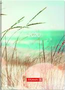 Brunnen Taschenkalender 2019, Grafik Strand
