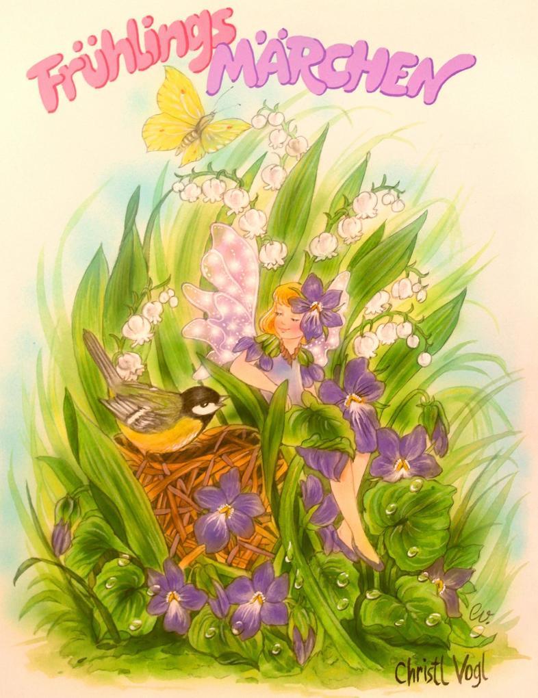 Frühlingsmärchen als eBook
