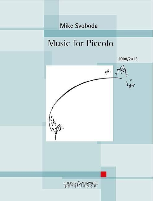 Music for Piccolo als Buch von Mike Svoboda