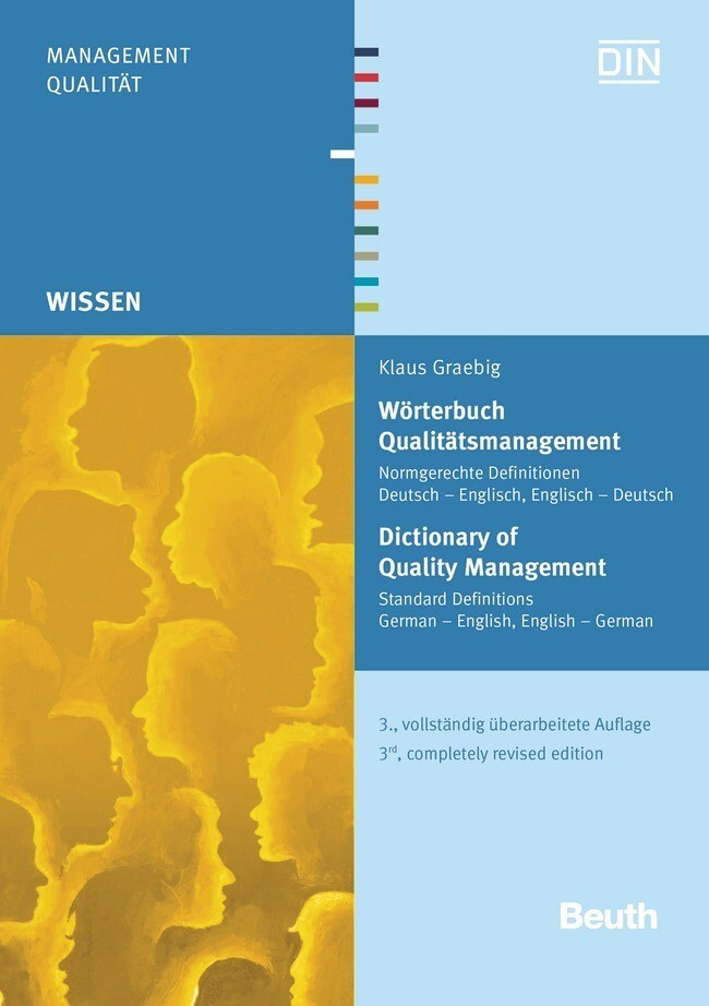 Wörterbuch Qualitätsmanagement als Buch von Kla...