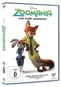 Zoomania, 1 DVD
