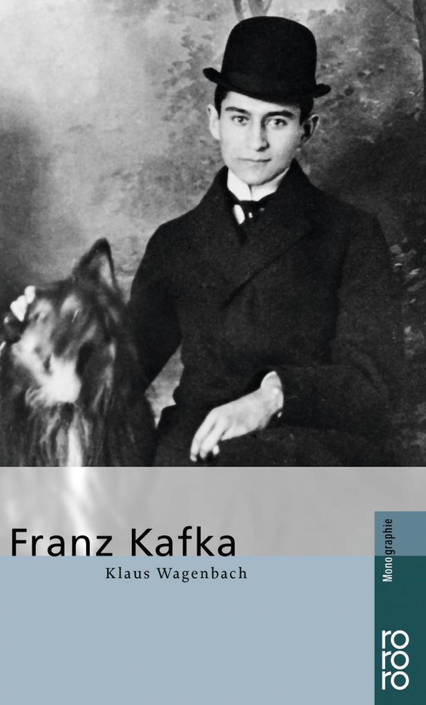 Franz Kafka als Taschenbuch