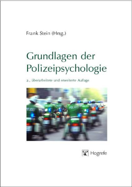 Grundlagen der Polizeipsychologie als Buch