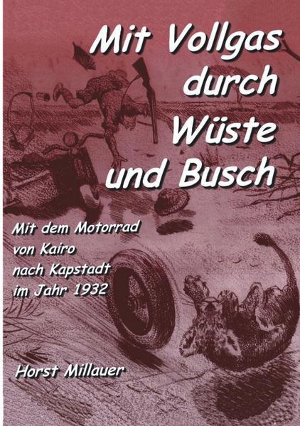 Mit Vollgas durch Wüste und Busch als Buch