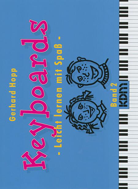 Keyboards - Leicht lernen mit Spaß - als Buch
