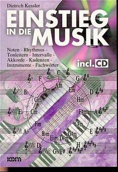 Einstieg in die Musik als Buch