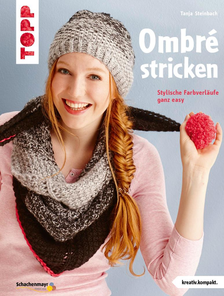Ombré stricken als eBook Download von Tanja Ste...