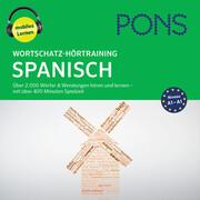 PONS Wortschatz-Hörtraining Spanisch