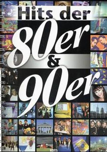 Hits der 80er & 90er als Buch