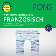 PONS Wortschatz-Hörtraining Französisch