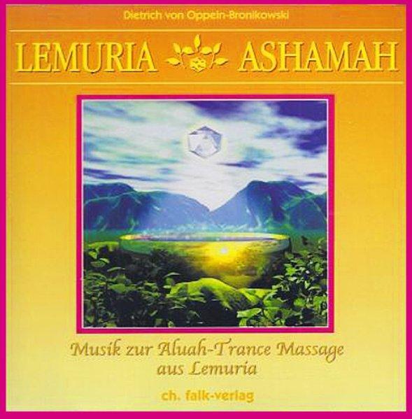 Lemuria Ashamah. CD als Hörbuch