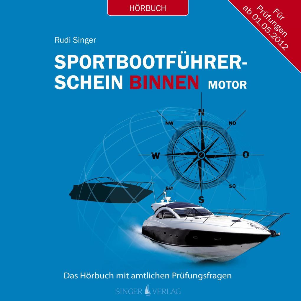 Sportbootführerschein SBF Binnen Motor als Hörb...