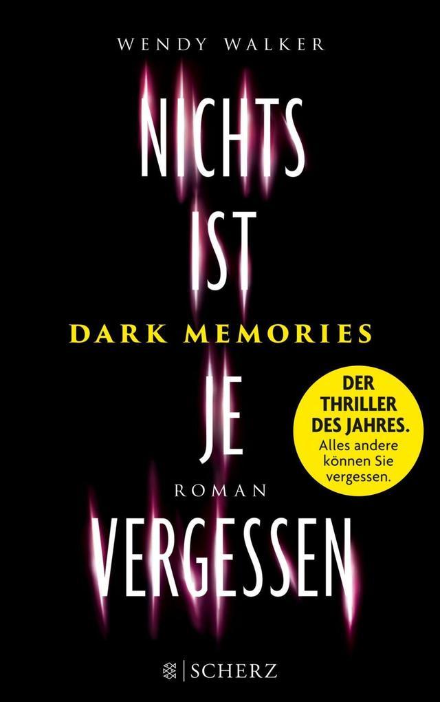 Dark Memories - Nichts ist je vergessen als Buch