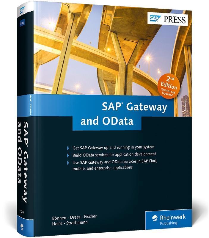 SAP Gateway and OData als Buch von Carsten Bönn...