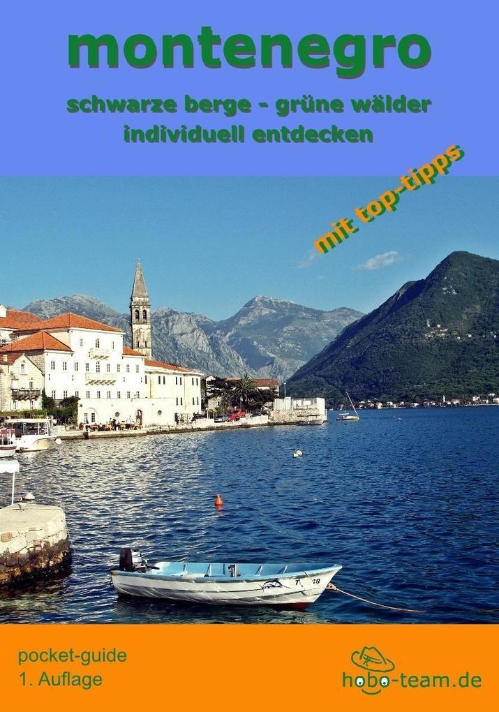 Montenegro Reiseführer als Buch von