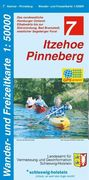 Itzehoe - Pinneberg 1 : 50 000