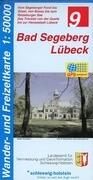 Bad Segeberg - Lübeck 1 : 50 000