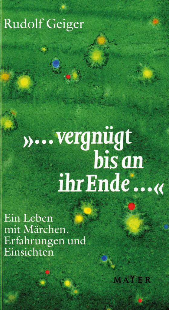 """""""...vergnügt bis an ihr Ende..."""" als Buch"""