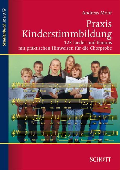 Praxis Kinderstimmbildung als Buch
