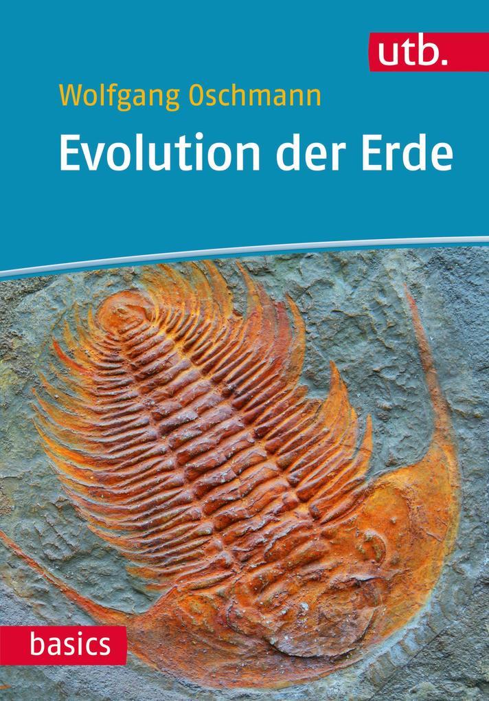 Evolution der Erde als eBook