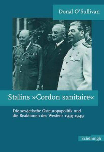"""Stalins """"Cordon sanitaire"""" als Buch"""