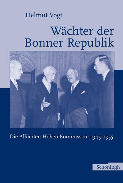 Wächter der Bonner Republik als Buch