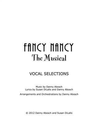 Fancy Nancy the Musical - Vocal Selections als ...