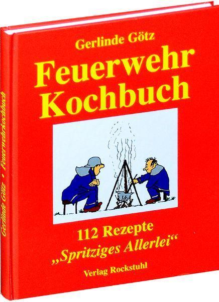 Feuerwehrkochbuch als Buch
