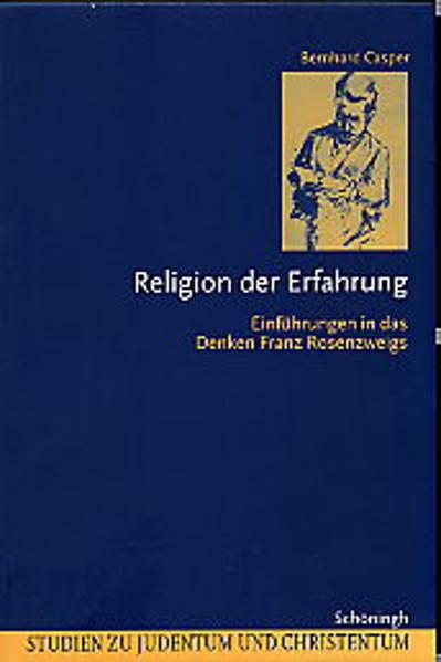 Religion der Erfahrung als Buch
