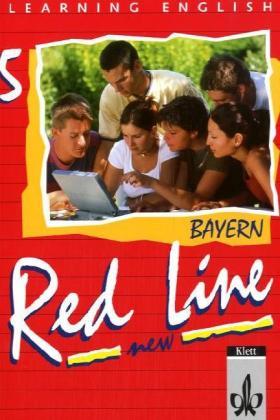 Red Line New 5. Schülerbuch. Bayern als Buch
