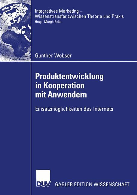 Produktentwicklung in Kooperation mit Anwendern als Buch