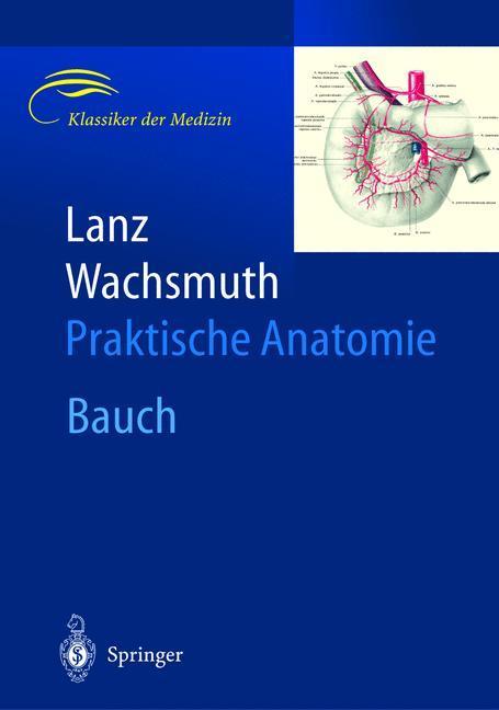 Praktische Anatomie. Bauch als Buch