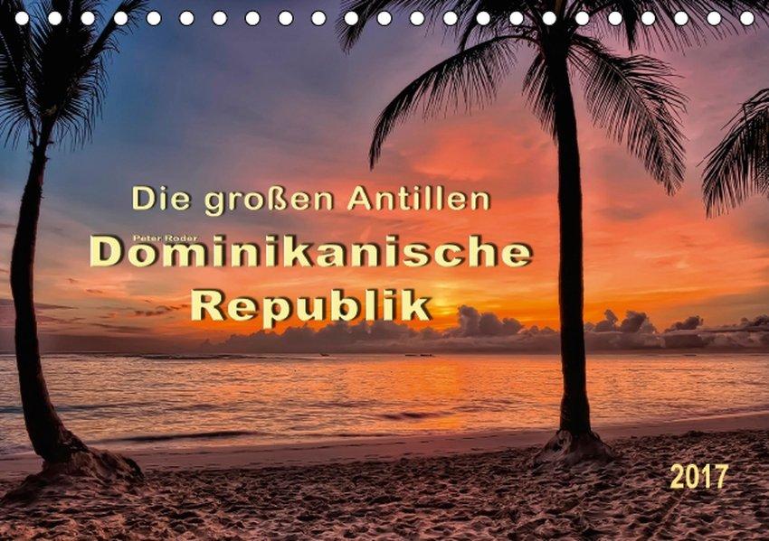 Die großen Antillen - Dominikanische Republik (...