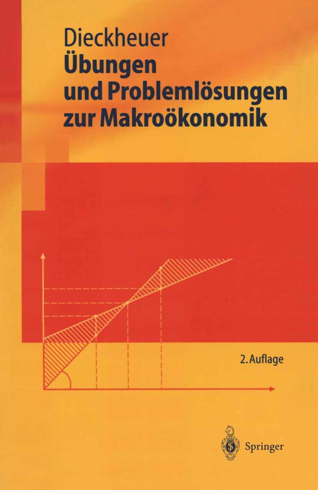Übungen und Problemlösungen zur Makroökonomik als Buch